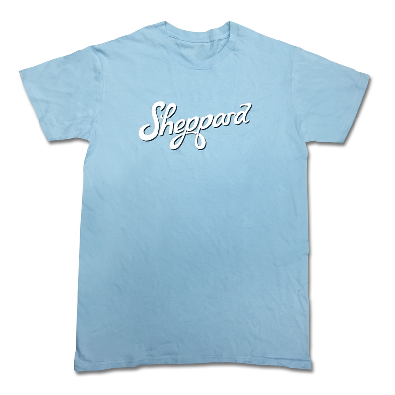 Sheppard - Baby Blue Tee