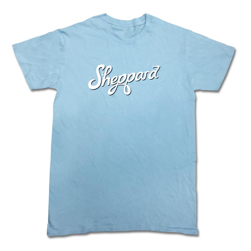 Sheppard - Baby Blue Tee