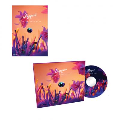 Sheppard - Kaleidoscope Eyes CD & Free Poster