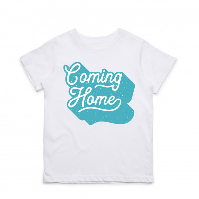 Sheppard - Coming Home Blue Youth Tee