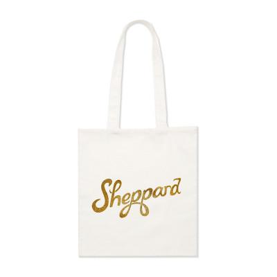 Sheppard - Glitter Logo Tote